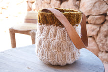 Atlas Basket Bag