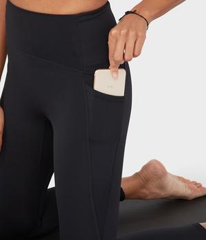 Manduka Pro Legging High Rise 7/8 with Pocket