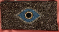 Moyna Cosmetic Pouch - Evil Eye
