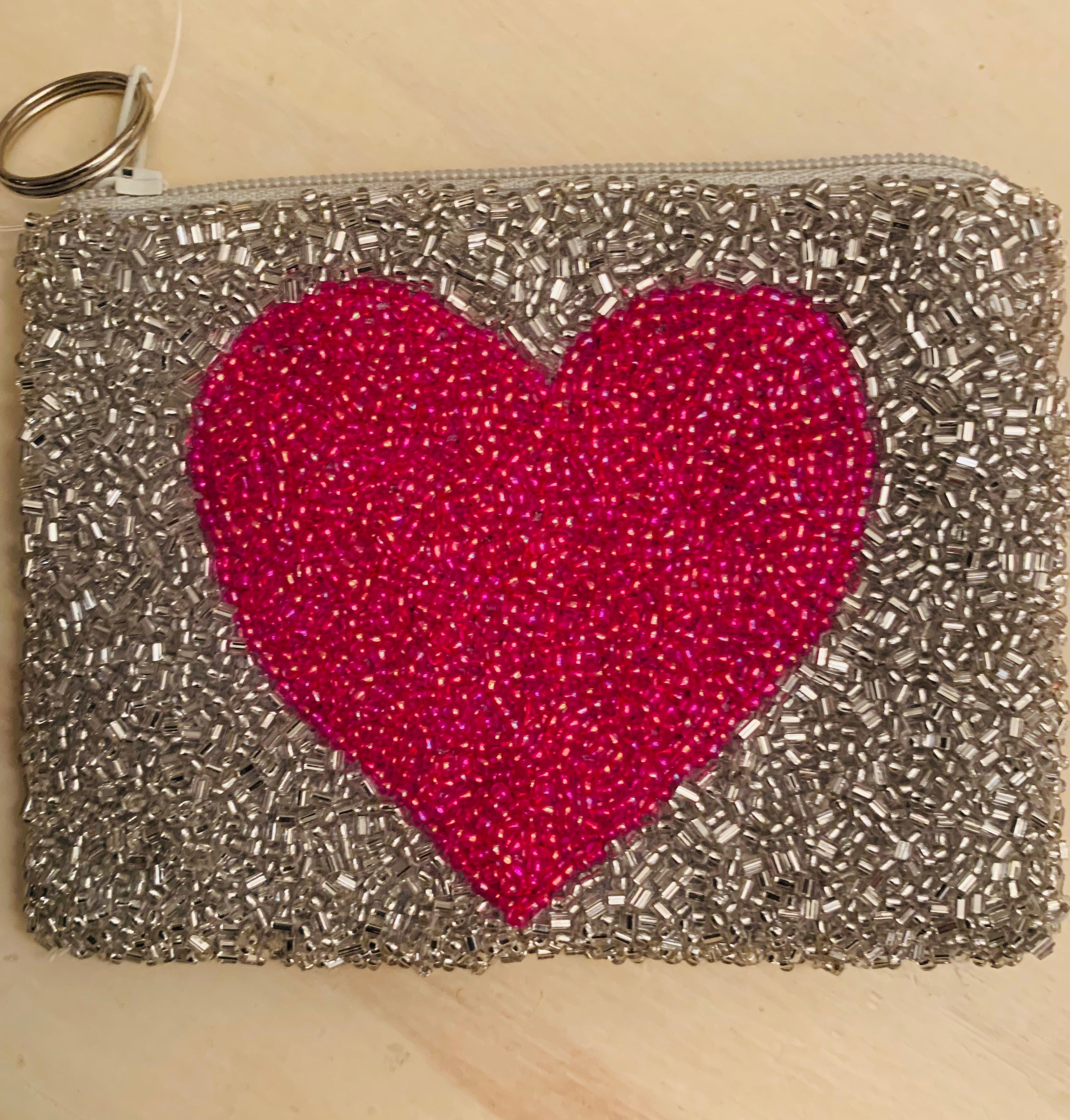 Moyna Coin Purse - Heart