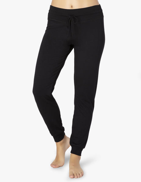 Beyond Yoga Luxe Lounge Around Midi Jogger