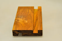 Base de tablet - Teca - Jefh Woodshop