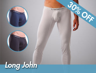 Mundo Unico Long John Men's Underwear