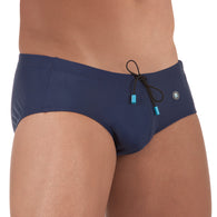 Unico Swim Brief Playa Sidney Blue Men's Swimwear