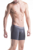 Unico Boxer Long Leg ASFALTO Cotton