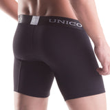 Unico Boxer Long Leg Intenso Microfibre Men's Underwear