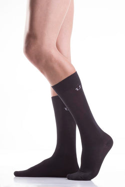 Unico Executive Socks BLACK INTENSO.