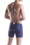 Unico Boxer Long Leg Paralelo Cotton Men's Underwear