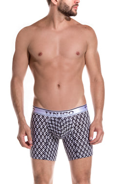Unico Boxer Long Leg REALISM Cotton
