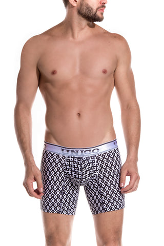 Unico Boxer Long Leg REALISM Cotton Men's Underwear