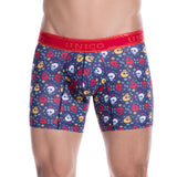 Unico Boxer Long Leg KAHLO Microfibre Men's Underwear