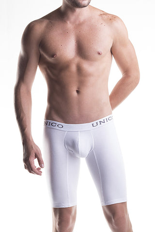 Boxer Athletic Xtra Long Leg CRISTALINO Cotton