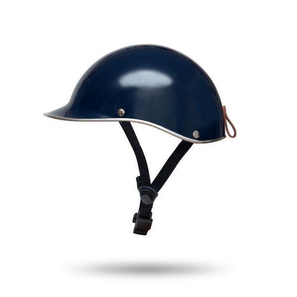Dashel Helmet Cobalt Blue Gloss Finish