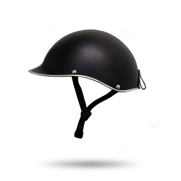 Dashel Helmet Black Mate Finish