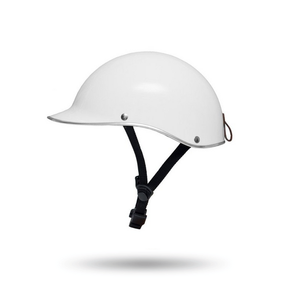 Dashel Helmet White Gloss Finish