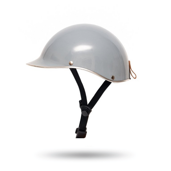 Dashel Helmet Grey Gloss Finish