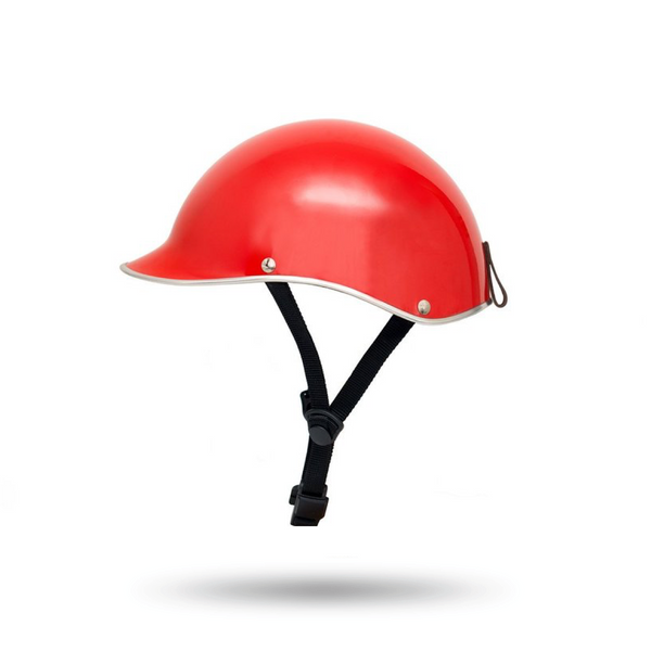 Dashel Helmet Red Gloss Finish