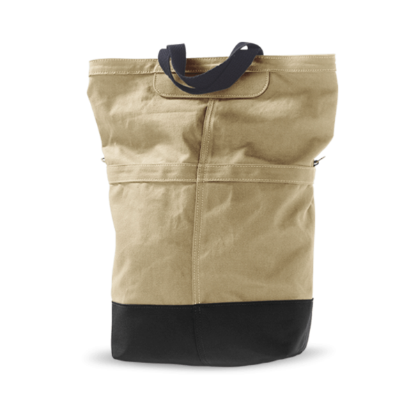 Linus The Sac Beige / Noir
