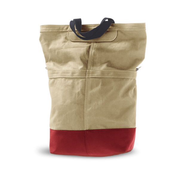 Linus The Sac Beige / Rouge