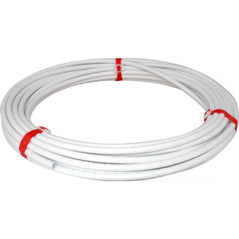 25 Metres PEX Barrier Pipe 15mm Central Heating Pipes Plumbing