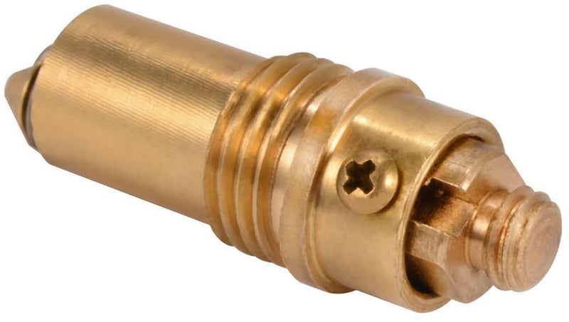 Brass Pop Up Click Clack Waste Screw Middle Threaded