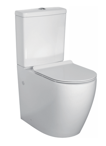 Comfort Height Close Coupled Toilet
