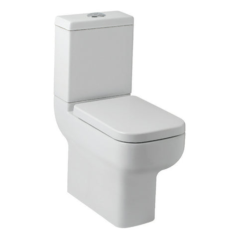 Options 600 Comfort Height Close Coupled WC Toilet