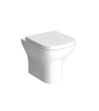 Project Square Back to Wall WC Toilet with Soft Close Seat