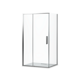 Rectangle Shower Enclosure with Shower Tray