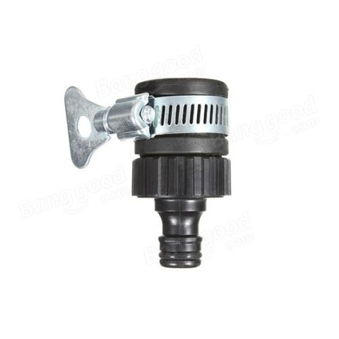 Round Tap To Garden Hose Connectors
