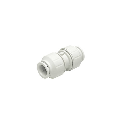 15mm Pushfit Coupler Fitting