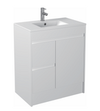 750mm Waterproof PVC Vanity Unit and Basin