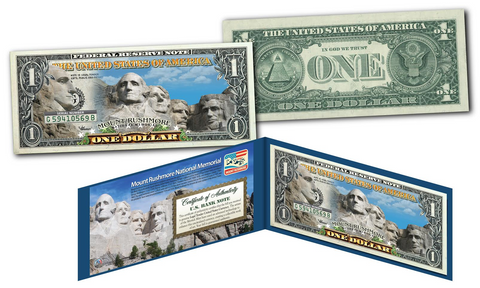 OFFICIAL Genuine Legal Tender US $2 Bill Honoring America/'s 50 States MAINE