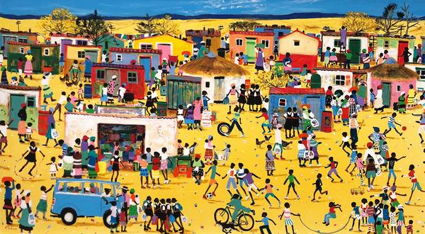 South African Artists Paintings And Biographies Fine Art