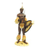 South African Sculpture by Spirit of Africa - Shaka Zulu King in Colour - Fine Art Portfolio