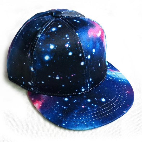 Cosmic Galaxy Baseball Cap - antianti