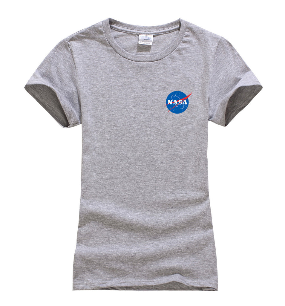 NASA Printed T Shirt - antianti