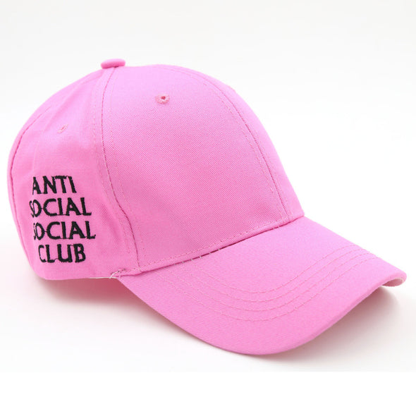 Anti Social Social Club Baseball Cap - antianti