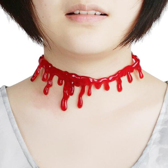 Dripping Blood Choker - antianti