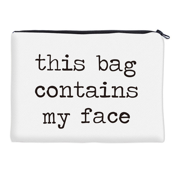 Cosmetic Bag - antianti