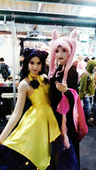 hyper japan girls convention event kawaii cute sailormoon
