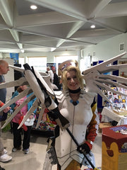 Cosplay kawaii hull comiccon