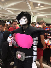 Cosplay hull comiccon