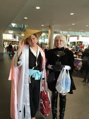 MEGACON summer cosplay japanese minamo foods convention event