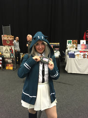 pretty cute kawaii cosplay Doncaster comic con