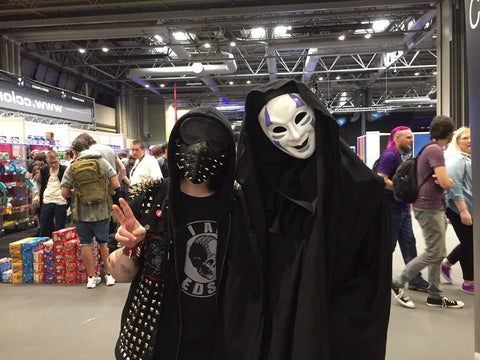 Insomnia Gaming Festival cosplay