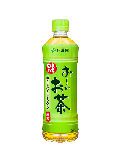 JAPANESE GREEN TEA OI OCHA bottle 500ml おーいお茶 ペットボトル 500ml