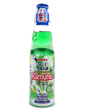 Japanese Ramune 200ml Melon ラムネ 200ml メロン味