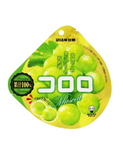 KORORO GUMMY CANDY WHITE GRAPE MUSCAT 40g コロロ マスカット 40g