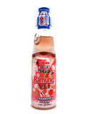 Japanese Ramune 200ml Strawberry ラムネ 200ml イチゴ味
